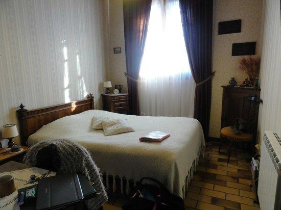 La Marechalerie: Bedroom