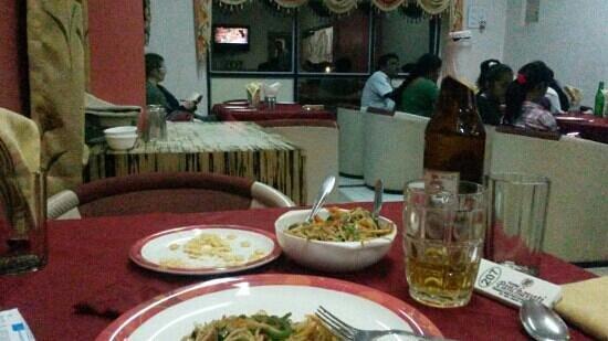 Hotel Panchavati : resto