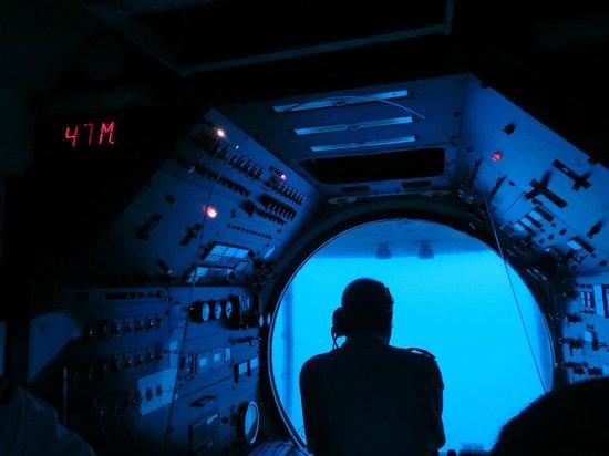 Guam, Mariana Islands: submarin