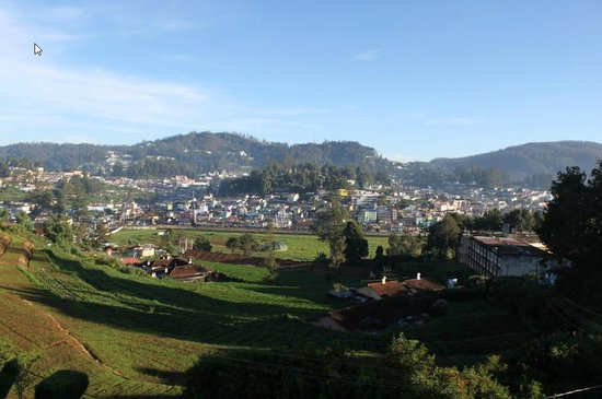 RK Holiday Homes: Amazing view of Ooty