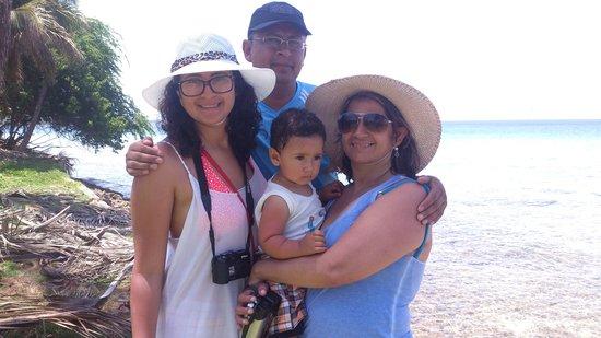 Hotel Zamy's Place : la familia