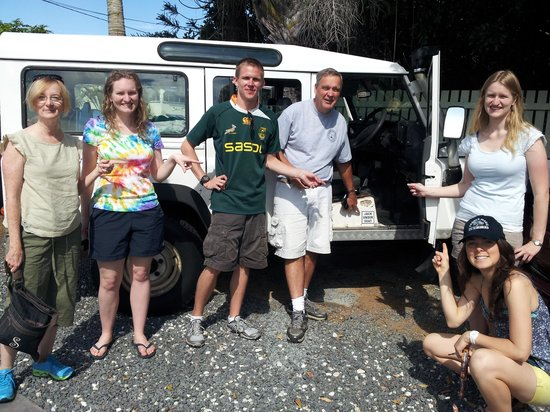 The Bay Bed and Breakfast: Prepared for 4wd experience of lifetime