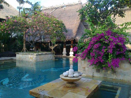 Novotel Bali Benoa: Территория