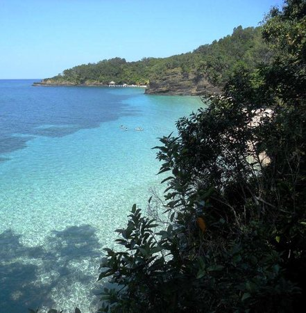 Cabanas Laru Beya : La Playa