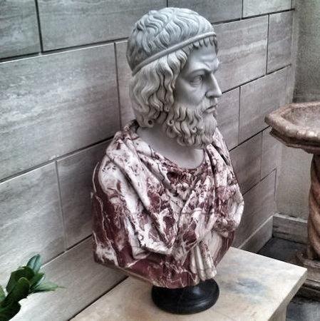Aurelius Art Gallery Hotel: ancient Rome...