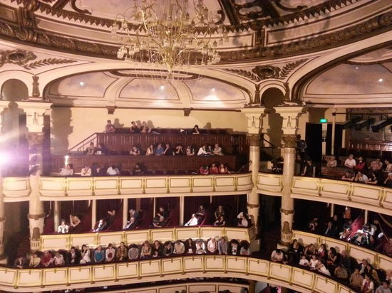 Hanoi Opera House: Concert hall
