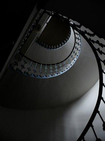 Pension Hargita: Hargits's stairs
