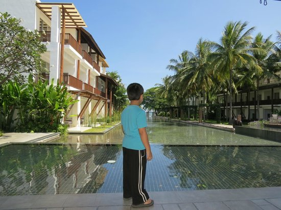 Veranda Resort and Spa Hua Hin Cha Am - MGallery Collection : Just when you enter the check in area