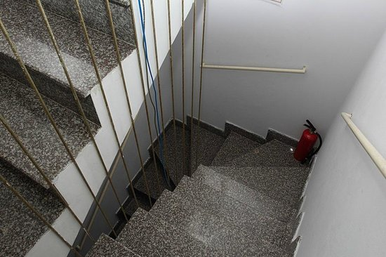 Vy Khanh Guesthouse : Stair
