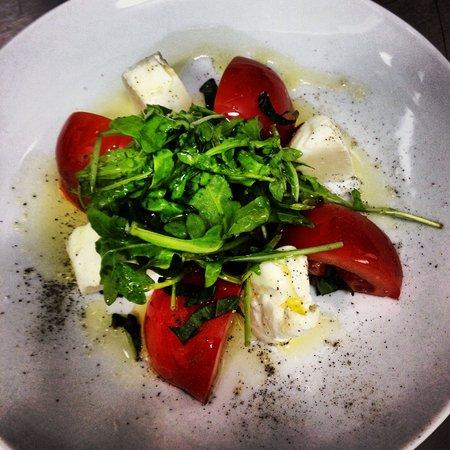 Coiso & Tal: Salada caprese