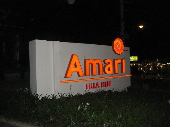 Amari Hua Hin: Амари