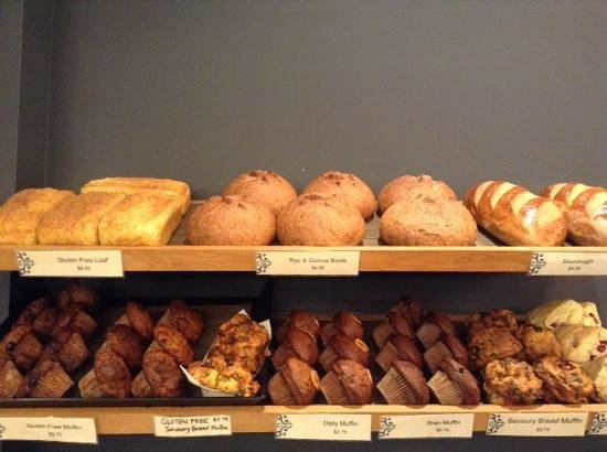 Fix Cafe: Delious muffins baked daily