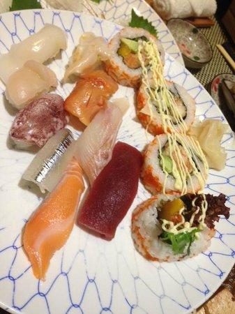 Da LianJiang Hu Qian Japanese Restaurant (Rui Shi Hotel)