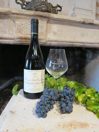 Domaine de l'Enchantoir : This's my favourite wine there