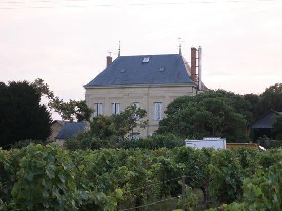 Domaine de l'Enchantoir : The main house