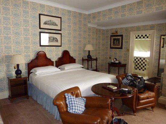 The Shelleys: Bedroom