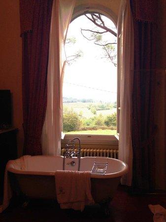 Relais Villa Al Vento: номер, вид из номера