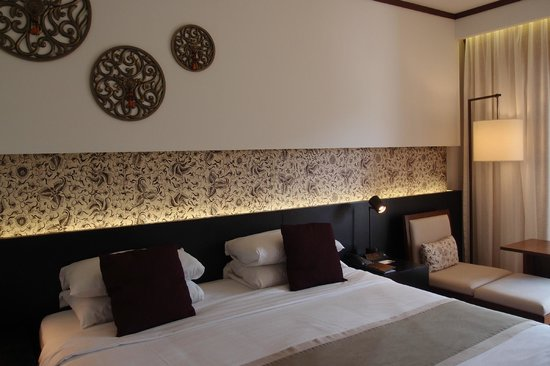 Nusa Dua Beach Hotel & Spa: Deluxe room