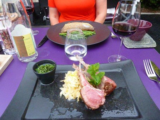 Le Jeroboam: Dinner