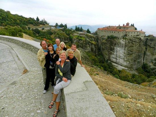 """Spiros Taxi & Tours: """"Family Photo!"""""""
