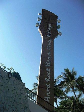 Hard Rock Hotel Pattaya: Hard Rock Cafe