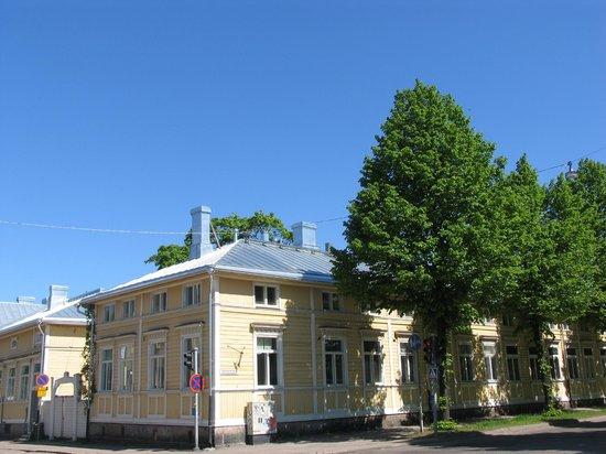 The Runeberg Home: Дом-музей Юхана Рунеберга
