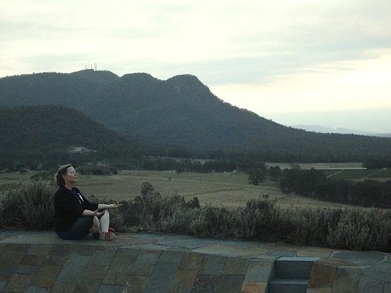 Golden Door Health Retreat & Spa Elysia : Relaxing after T'ai Chi