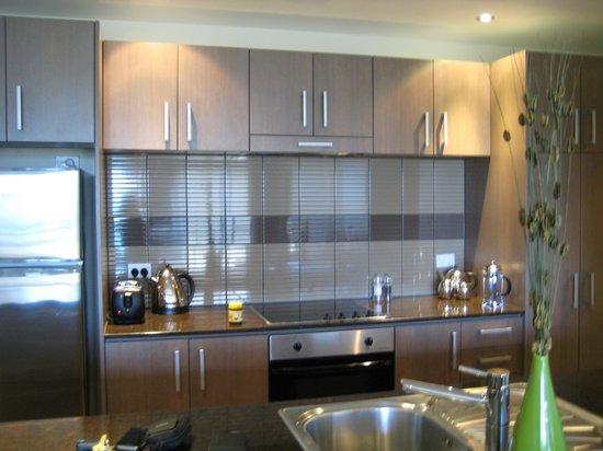 Edgewater Palms Apartments: Kitchen
