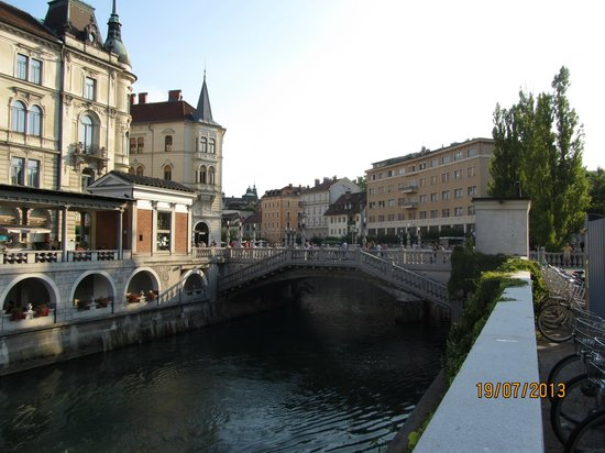City Hotel Ljubljana: Любляна
