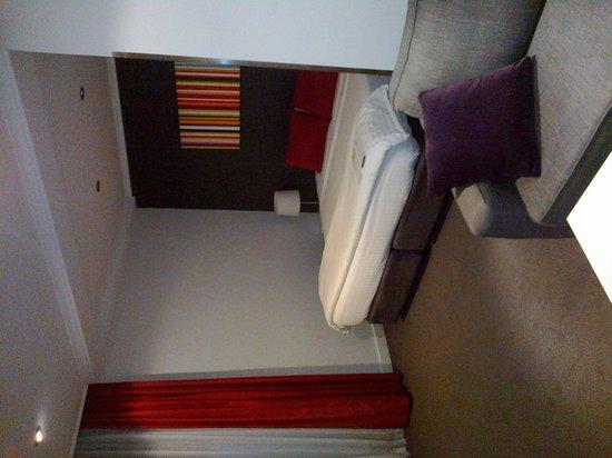 Vibe Hotel Carlton: Bed