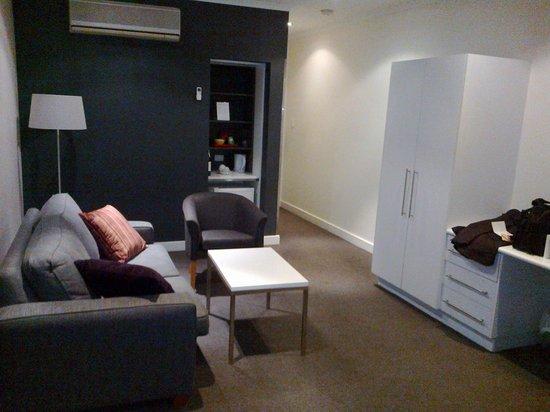 Vibe Hotel Carlton: Lounge Area