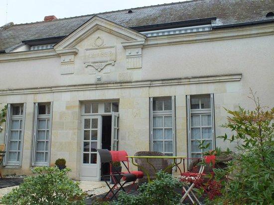 Hotel de Biencourt: Superbe extérieur ultra calme