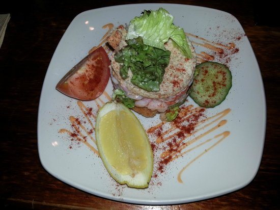 The Ryles Arms: starter