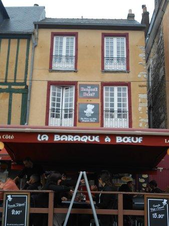 La Baraque a Boeuf: La Baraque à Boeuf - 02/11/2013