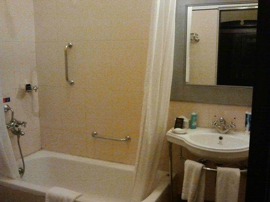 Royal Orchid Metropole Hotel: Room Bathroom