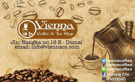 Vienna Coffee & Tea shop: Contact