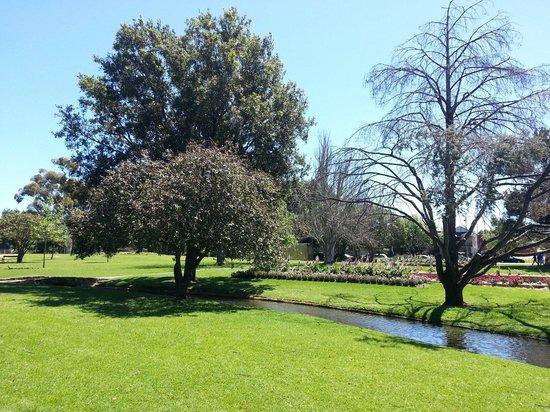 Himeji Garden: Park