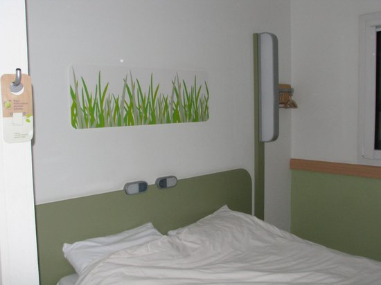 Ibis budget Malaga Centro: Room