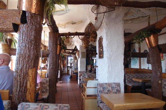Piraten-Nest: Restaurant views