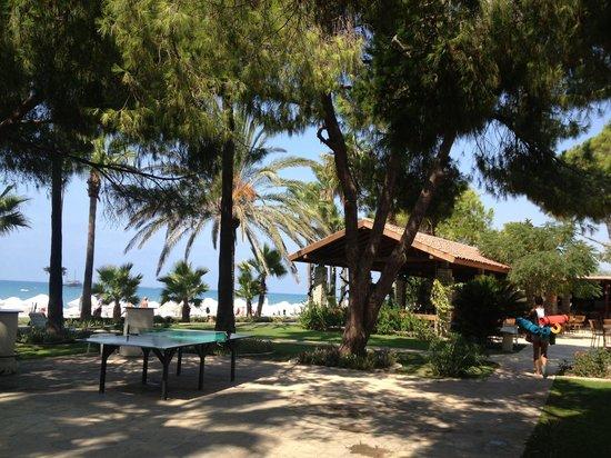 Barut Acanthus & Cennet: Hotel cennet