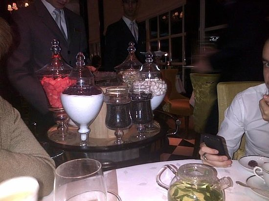 Gordon Ramsay au Trianon: Pour terminer