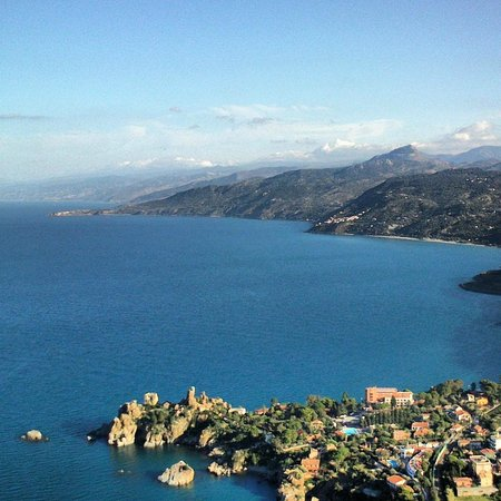 La Rocca : View from the top
