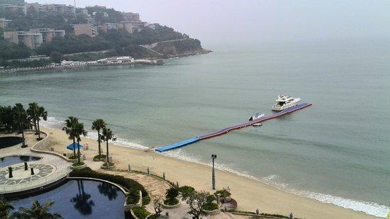 Sheraton Dameisha Resort, Shenzhen: Вид из номера