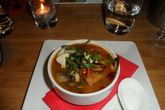 Port of Siam New Town: TOM YAM SOUP