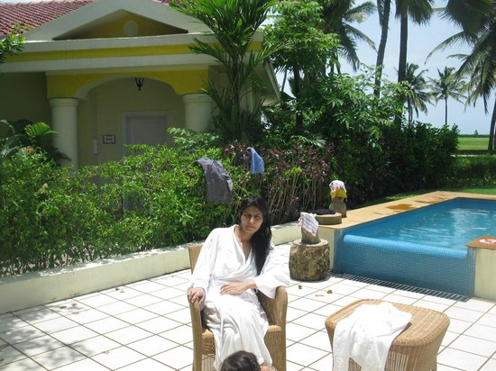 Taj Exotica Goa: Sanjog
