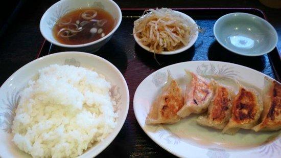 Kanamachi Gyoza