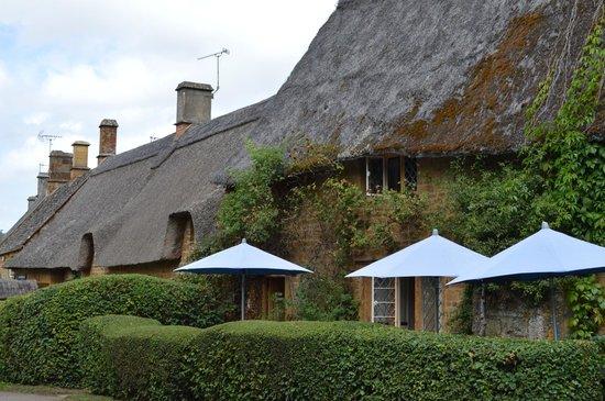 Restaurant at The Falkland Arms: Fantastic