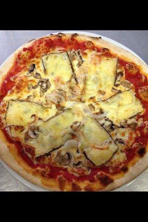 Le Gondolier : Pizza la baujus
