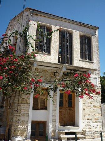 Blue Harmony Apartments : Naxos island