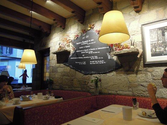 Hotel De la Paix : breakfast